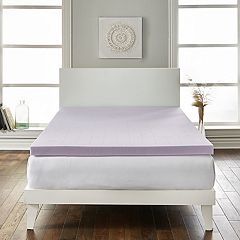 Loftworks 2-inch Lavender-Infused Deep Sleep Therapy Foam Mattress Topper