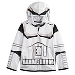 Boys 4-12 Jumping Beans® Star Wars Stormtrooper Costume Hoodie