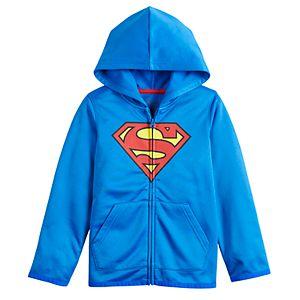 Boys 4-12 Jumping Beans® DC Comics Superman Costume Hoodie