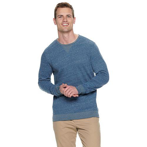 Men's SONOMA Goods for Life™ Slim-Fit Double Knit Crewneck Top