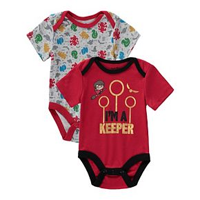 Baby Boy Harry Potter Bodysuit 2-Pack