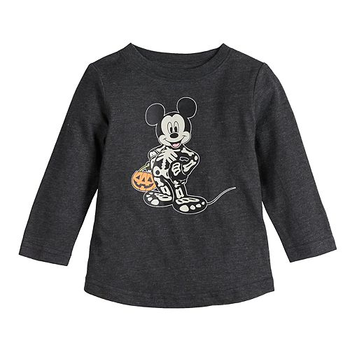 Disney's Mickey Mouse Baby Halloween Graphic Tee by Family Fun