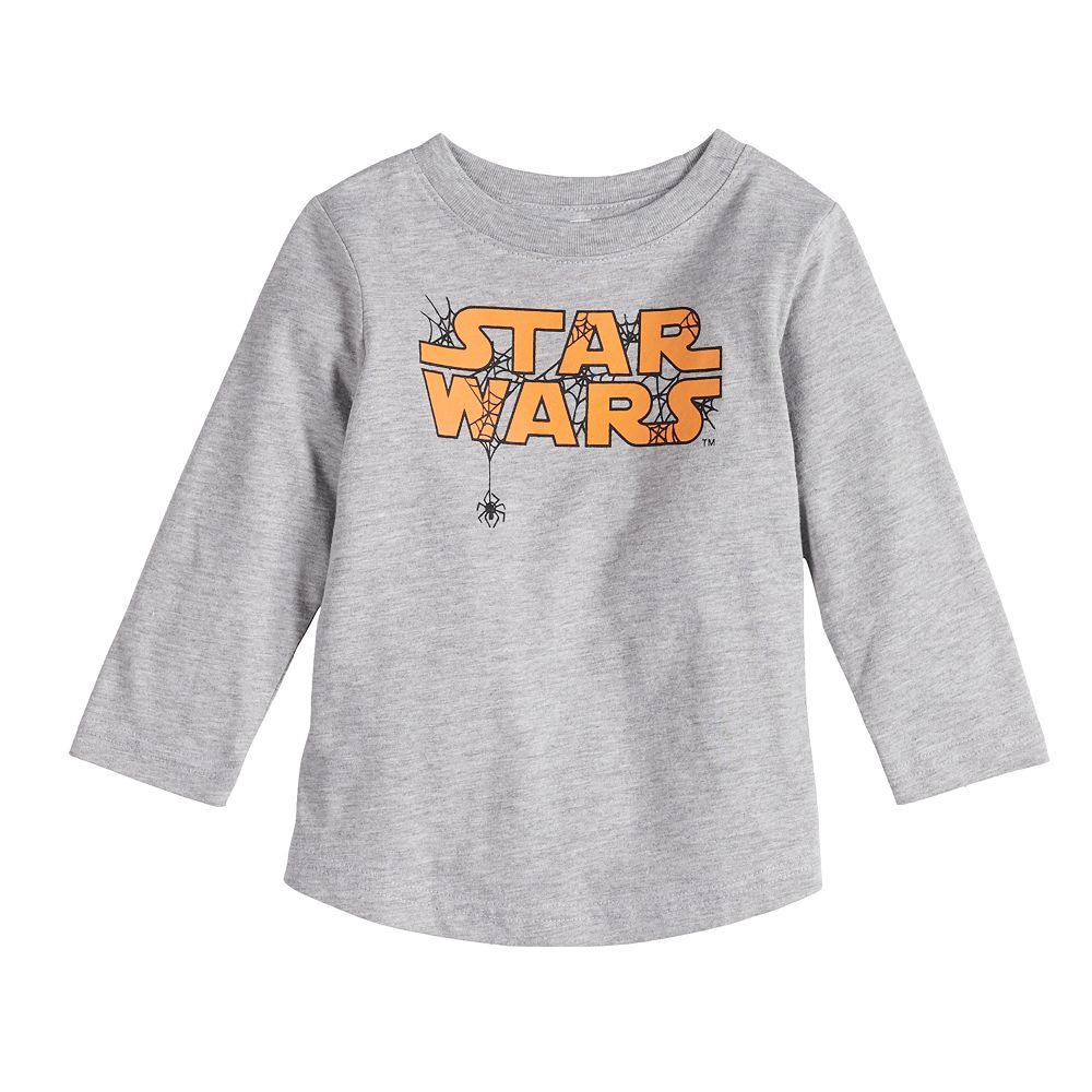 Baby Family Fun™ Star Wars Halloween Graphic Tee