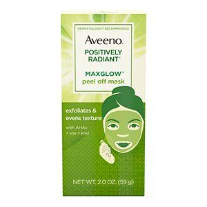 Aveeno Positively Radiant Maxglow Peel Off Mask