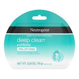 Neutrogena Deep Clean Purifying Peel-Off Mask