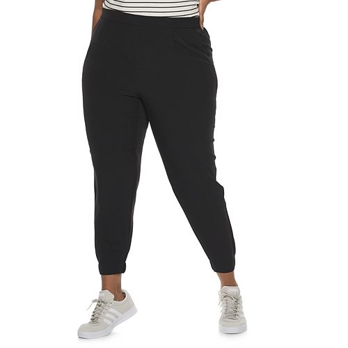 Plus Size EVRI Soft Career Pants