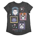 Girls 4-12 Jumping Beans® The Secret Life of Pets 2 Graphic Tee