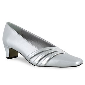 Easy Street Entice Women's Square Toe Pumps