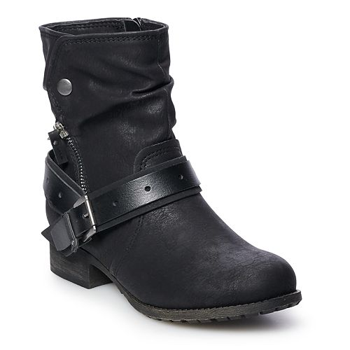 So® Caper Women's Combat Boots by So