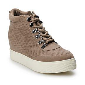 SO® Lava Women's Wedge Sneakers