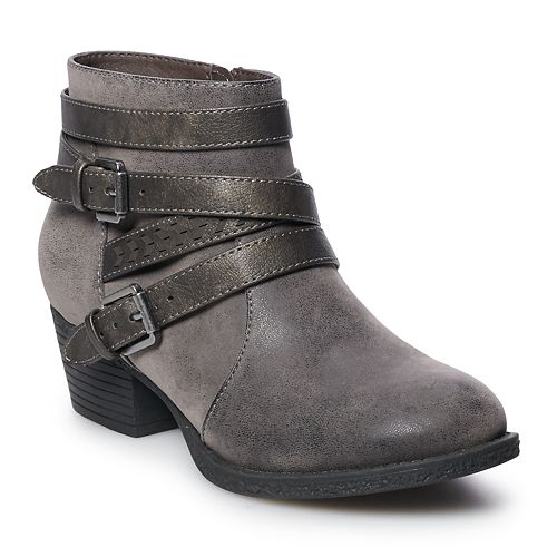 Sonoma Goods For Life Therese Women's Ankle Boots by Sonoma Goods For Life