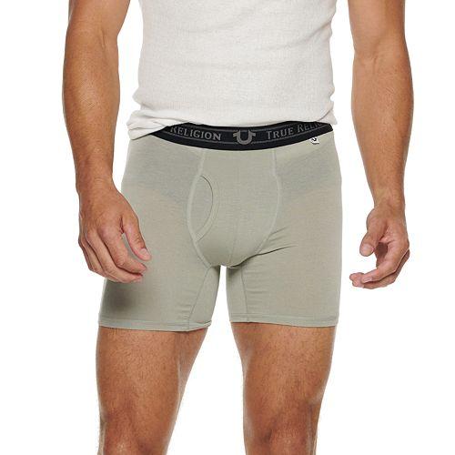 Men's True Religion 3-pack Modal Cotton Stretch Boxer Briefs