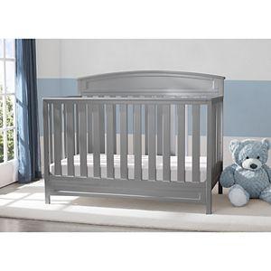 Delta Children Sutton 4-in-1 Convertible Baby Crib