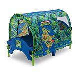 Delta Children Nickelodeon Teenage Mutant Ninja Turtles Toddler Tent Bed