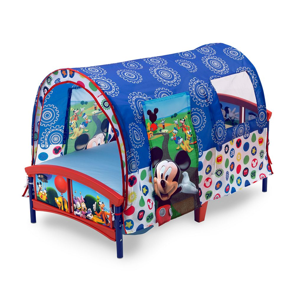 Delta Children Disney's Mickey Mouse Toddler Tent Bed