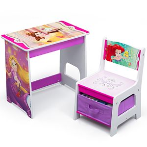 Awesome Disneys Minnie Mouse Chair Desk With Storage Bin By Delta Children Creativecarmelina Interior Chair Design Creativecarmelinacom