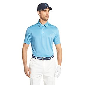 Men's IZOD Sportswear Gingham Golf Polo