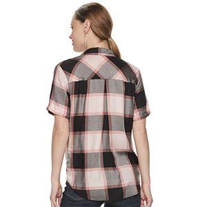 Women's Rock & Republic® Drape Front Top