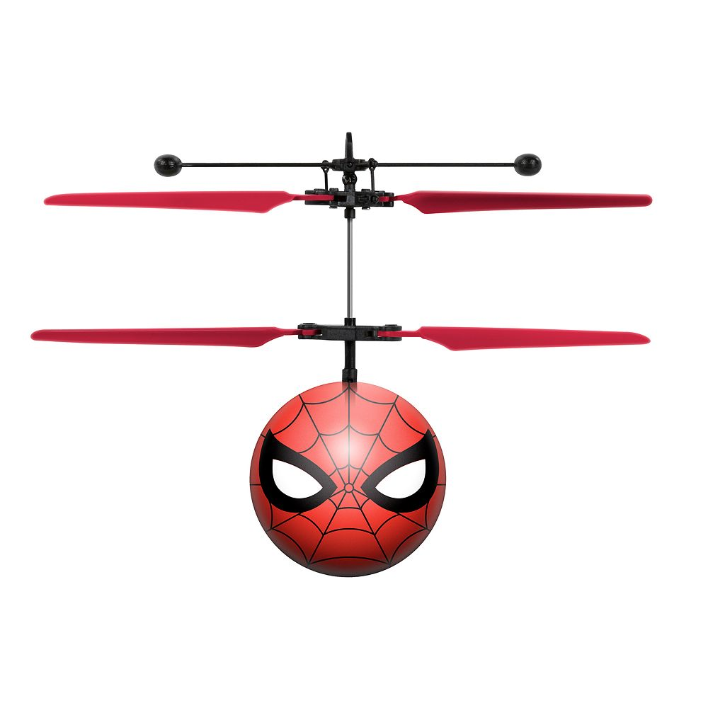 World Tech Toys Spiderman Heli Ball