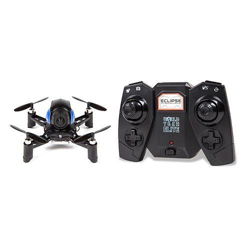 World Tech Toys Eclipse 2.4GHz 4.5CH DIY RC Racing Drone