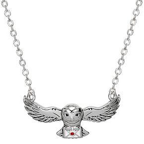 Harry Potter Hedwig Pendant Necklace