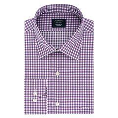 5975e488d Men's Arrow Regular-Fit Spread-Collar Dress Shirt