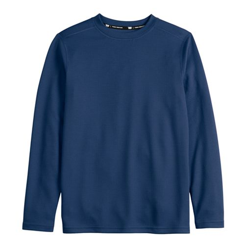 Boys 8-20 Tek Gear™ Long Sleeve Thermal Tee in Regular & Husky