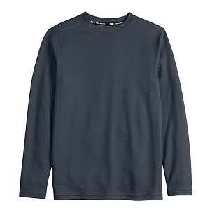 Boys 8-20 Tek Gear Long Sleeve Thermal Tee in Regular & Husky