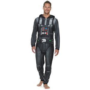 Men's Star Wars Darth Vader Union Suit
