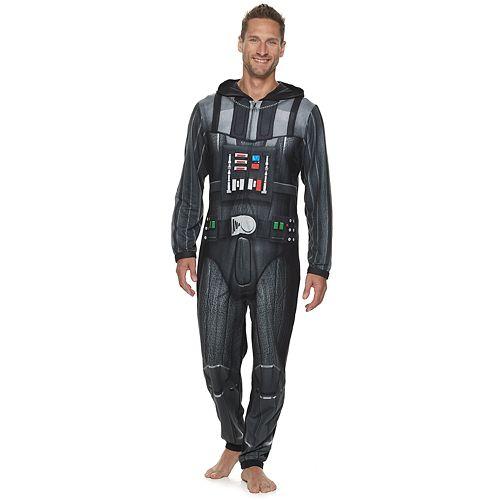 Men's Star Wars Darth Vader Union Suit