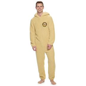 Men's Ted Hooded Union Suit