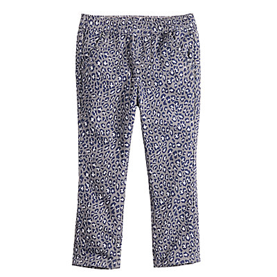 Toddler Girl Jumping Beans® Cheetah Pants
