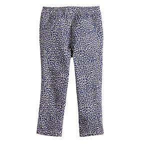 Toddler Girl Jumping Beans® Cheetah Pants