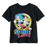 Boys 4-7Jumping Beans® Sonic and Friends Graphic Tee