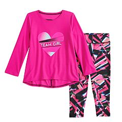 639aff6e8a Toddler Girl Activewear | Kohl's