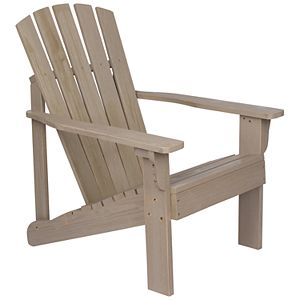 Shine Company Vineyard Adirondack Patio Chair