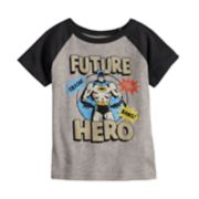 "Toddler Boy Jumping Beans® DC Comics Batman ""Future Hero"" Graphic Tee"