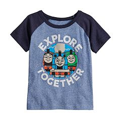 7ef201b4 Toddler Boy Jumping Beans® Thomas the Train Graphic Tee