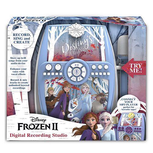 Disney's Frozen 2 Karaoke Machine by KIDdesigns