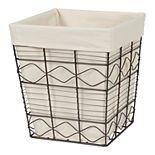 Creative Ware Home Soho Wastebasket