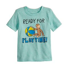 Toddler Boy Jumping Beans® Curious George Graphic Tee