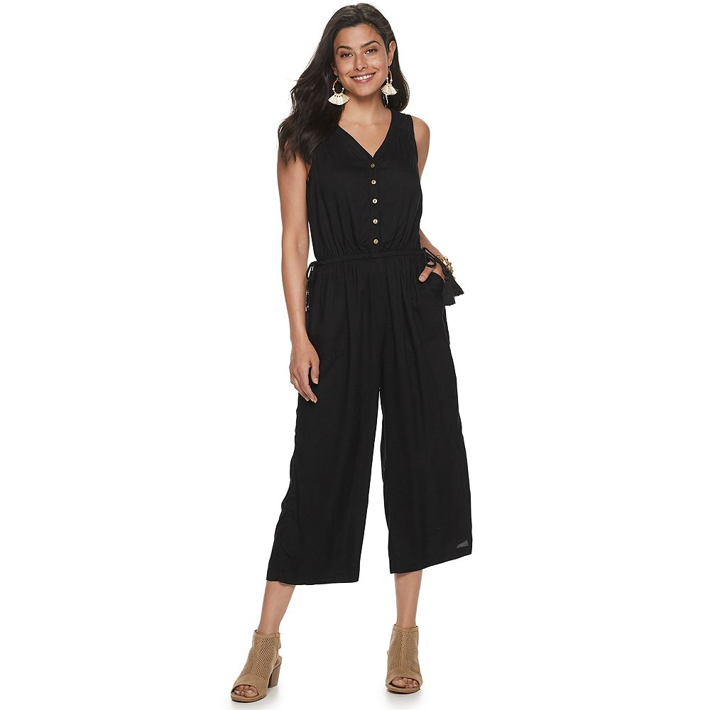 Women's SONOMA Goods for Life® Woven Jumpsuit