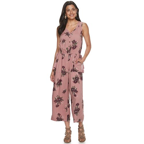 Women's SONOMA Goods for Life™ Rayon Jumpsuit