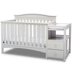 Delta Children Birkley Convertible Baby Crib N Changer