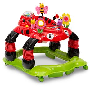 Delta Children Lil Play Station 4-in-1 Activity Walker