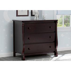 Delta Children Universal 3-Drawer Dresser
