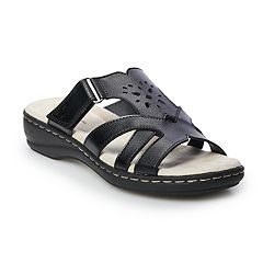 b8d298dc26 Croft & Barrow Courthouse Women's Strappy Sandals