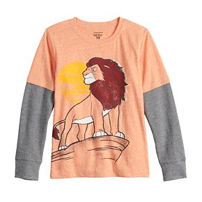 Boys 4-12 Disney's Lion King Simba Graphic Tee by Jumping Beans®