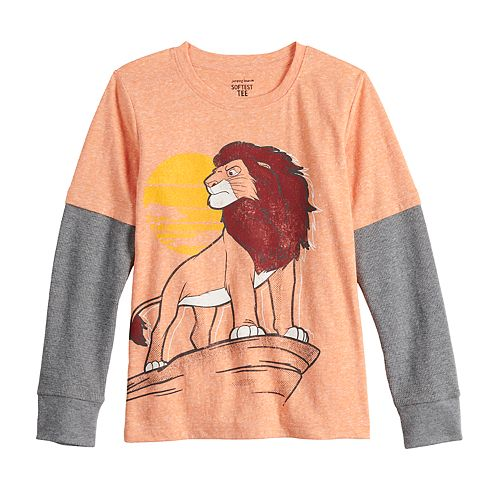 Boys 4-7 Disney's Lion King Simba Graphic Tee by Jumping Beans®