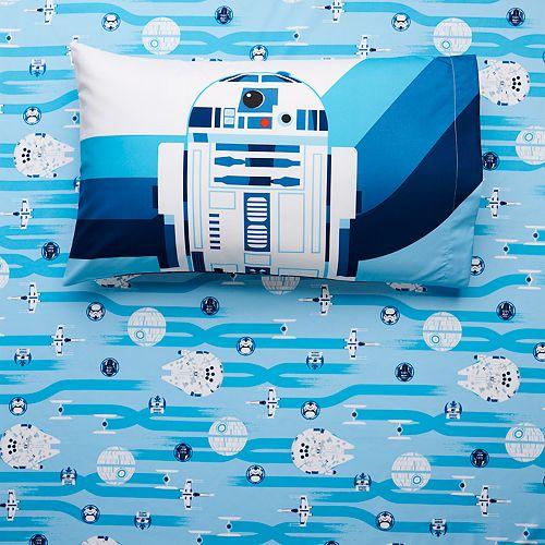 Star Wars Microfiber Sheet Set